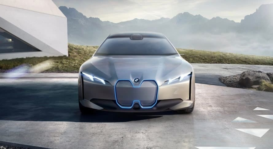 BMW, BMW i Vision Dynamics Concept, BMW electric car, BMW i3, BMW i8, BMW iX3, electric car, green car, electric motor, zero emissions, green transportation
