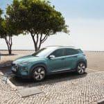 Hyundai, Kona Electric, Hyundai Kona Electric, electric car, electric SUV, car, SUV, EV charging