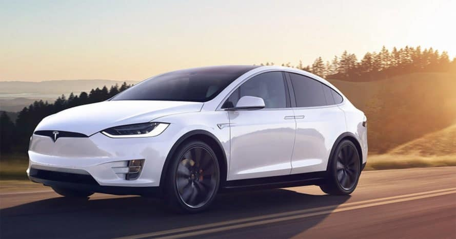 Tesla, Tesla Model X, Model X-100D, electric vehicle, EV, green car, Elon Musk