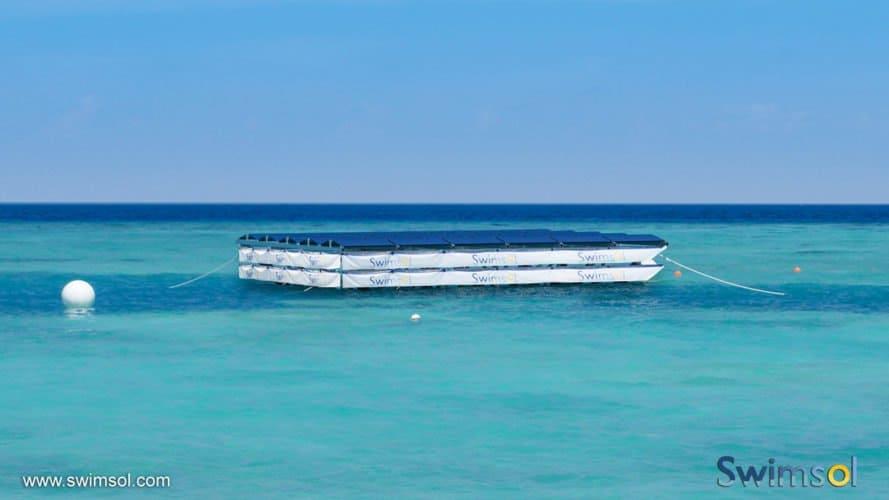 Swimsol, SolarSea, floating solar, solar power, solar energy, Maldives, renewable energy, floating