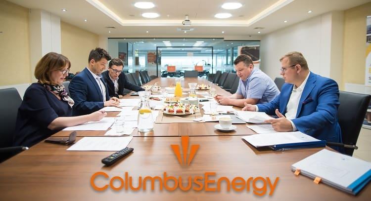Walne zgromadzenie Spółki Columbus Energy