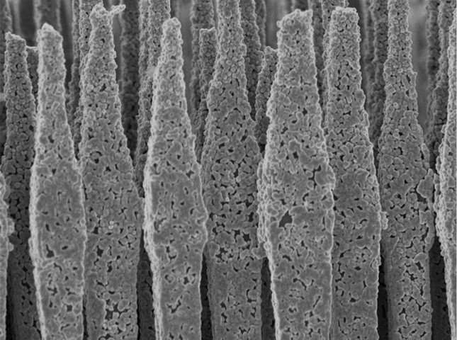 Silicon as a new storage material for the batteries of the future
