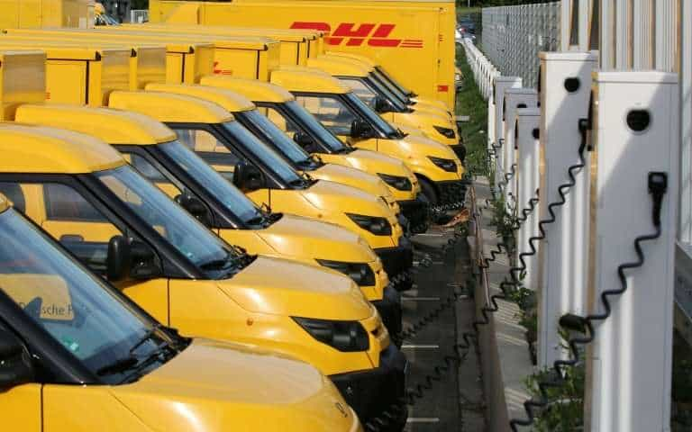 Deutsche Post designed its Streetscooter from scratch as a delivery vehicle for inner cities