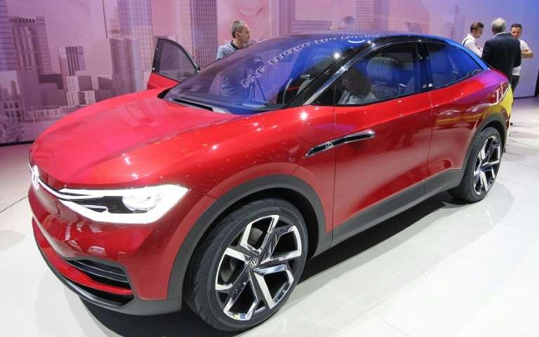 Volkswagen plans to eventually use its next-generation I.D. range of cars in its Berlin all-electric car-sharing scheme.It prese
