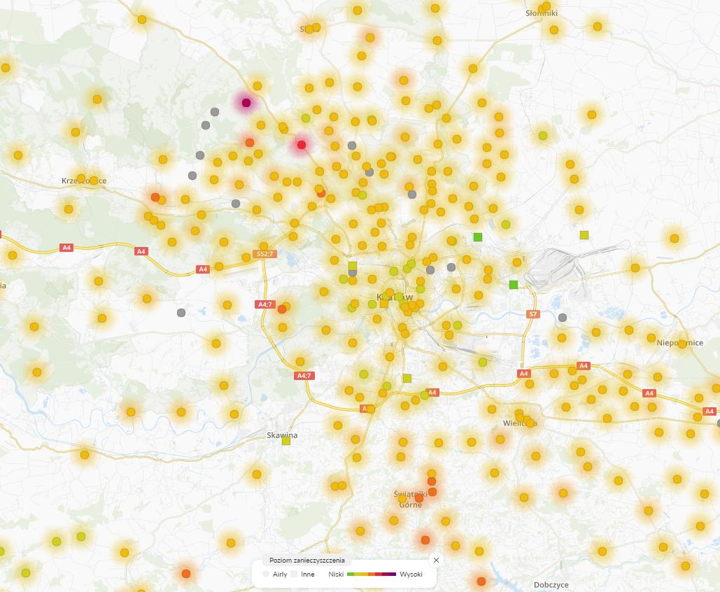 30.01 smog kraków
