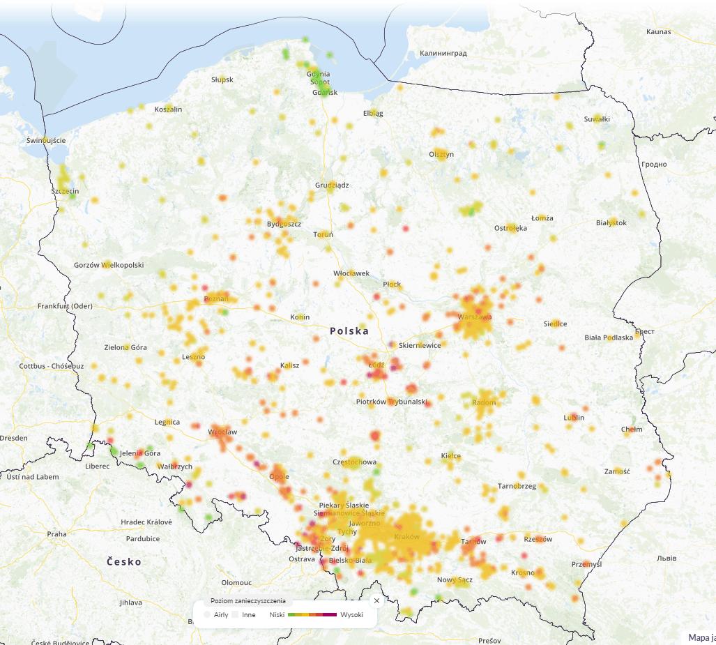 30.01 smog polska