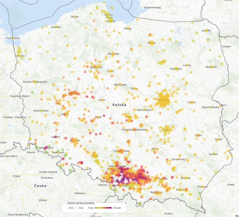 07.02. smog Polska