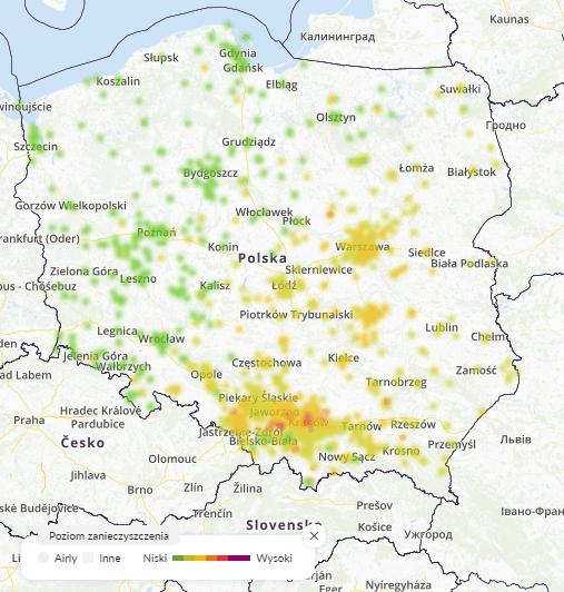 10.02. smog polska