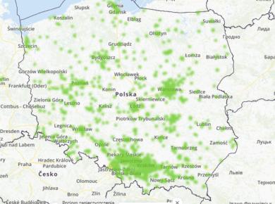 16.03 smog polska
