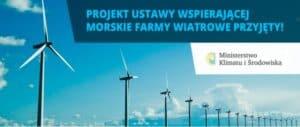 projekt morskich farm wiatrowych